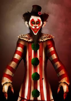 Smiles the Clown Concept