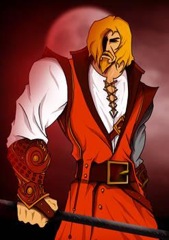 Captain Algar Hunter