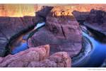 Horsheshoe Canyon Arizona by photoboy1002001