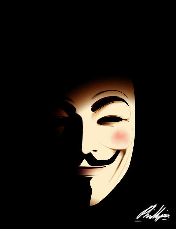 V for Vendetta by PKLdesigner