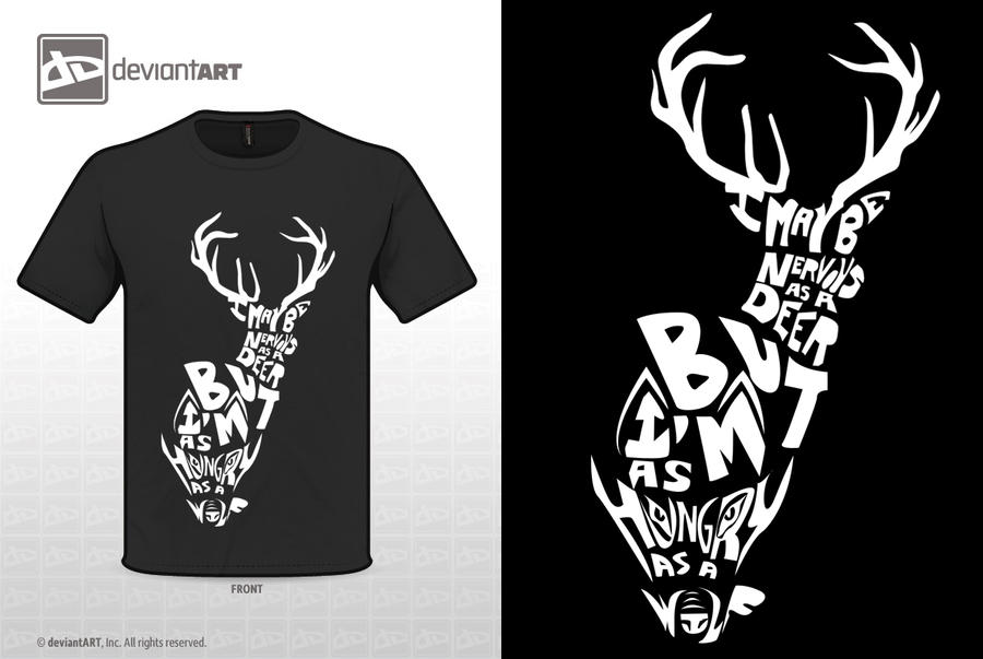 Deer Wolf by PKLdesigner