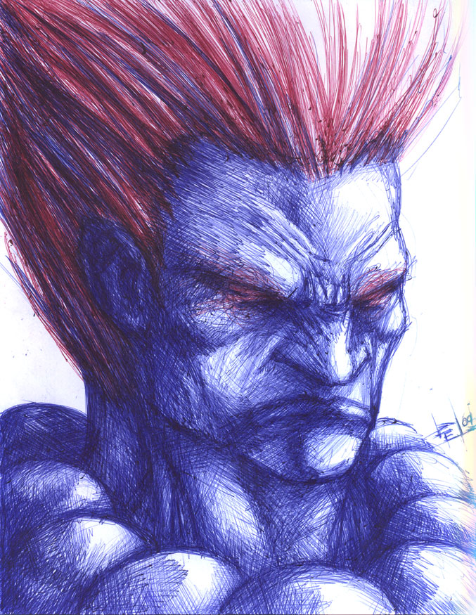 Akuma by Felipe-Rodrigues