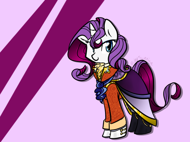 Rarity Dress thingy