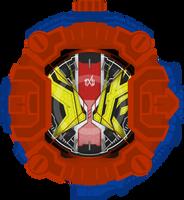 Geiz Revive Goretsu Ridewatch by SpectraYT