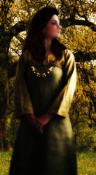 The Goddess Thrud by Snnanagfashtalli