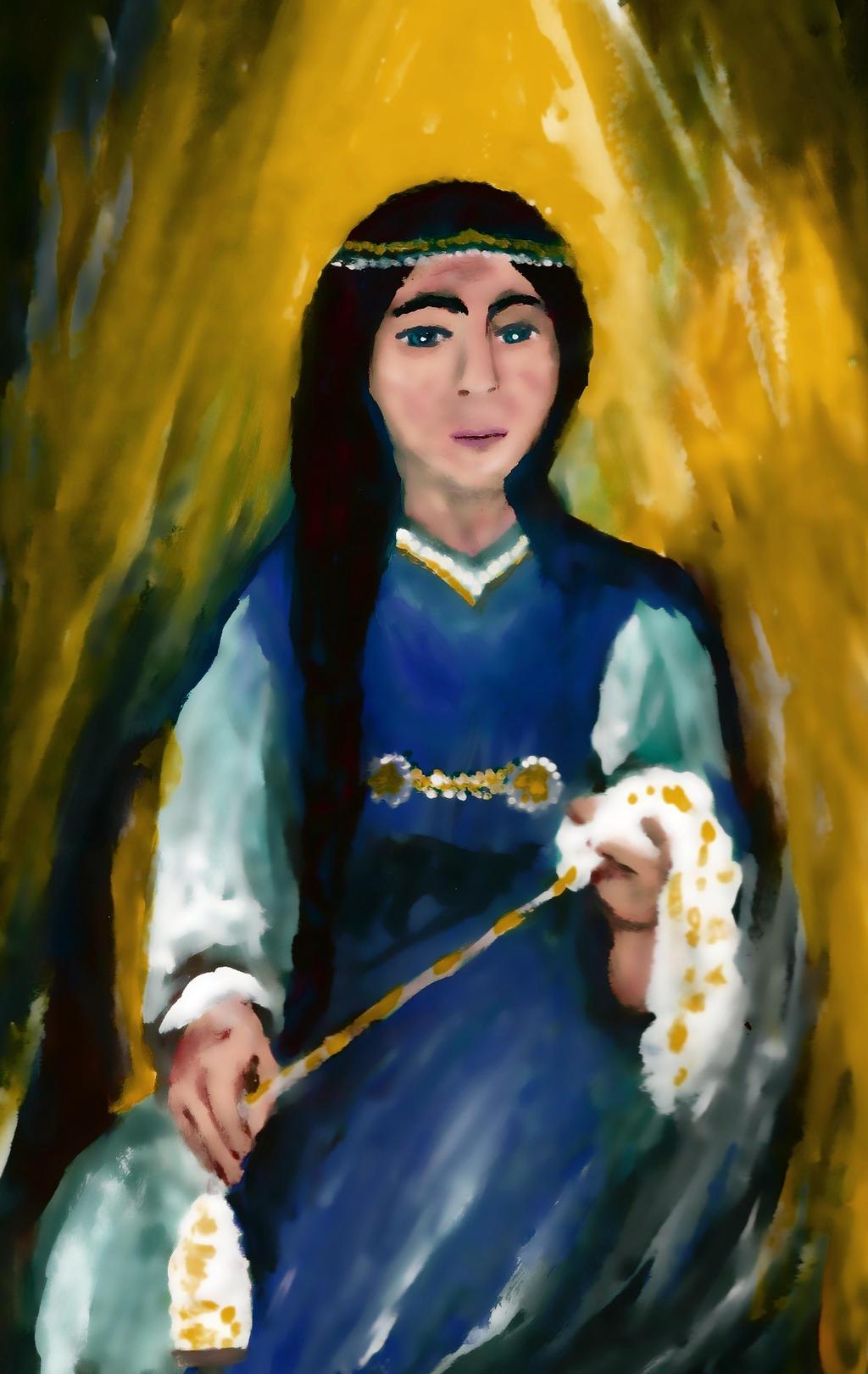 Nanna Goddess