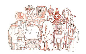 another doodle by lanbridge