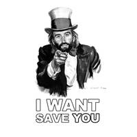 Jesus Wants Save You