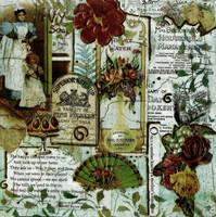 Vintage Card 2 by PrincessInHeaven