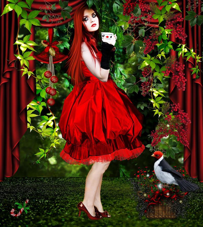 Christmas Princess by PrincessInHeaven