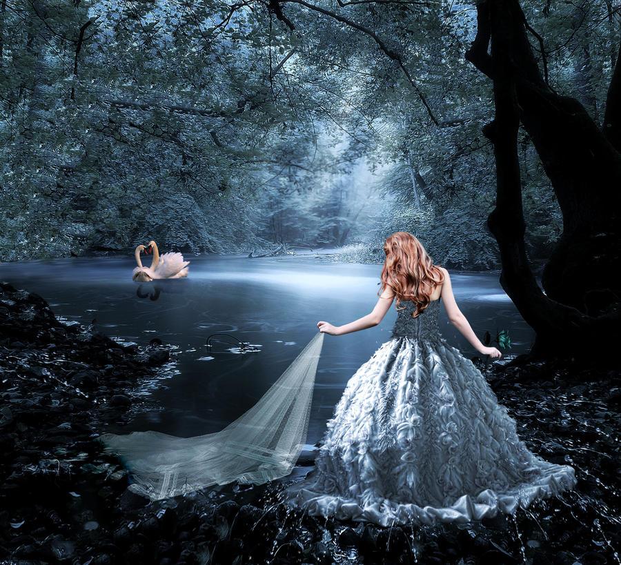 Swan Lake by PrincessInHeaven