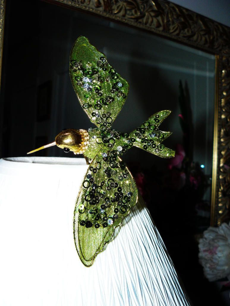 Hummingbird by letinhastock