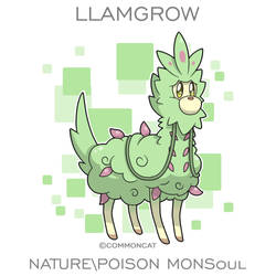 MS000. Llamgrow