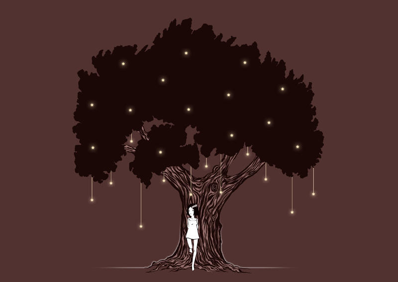 Revamped - Starberry tree