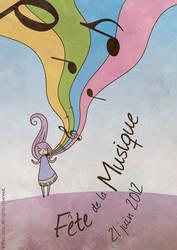 Fete de la musique by Bleuette