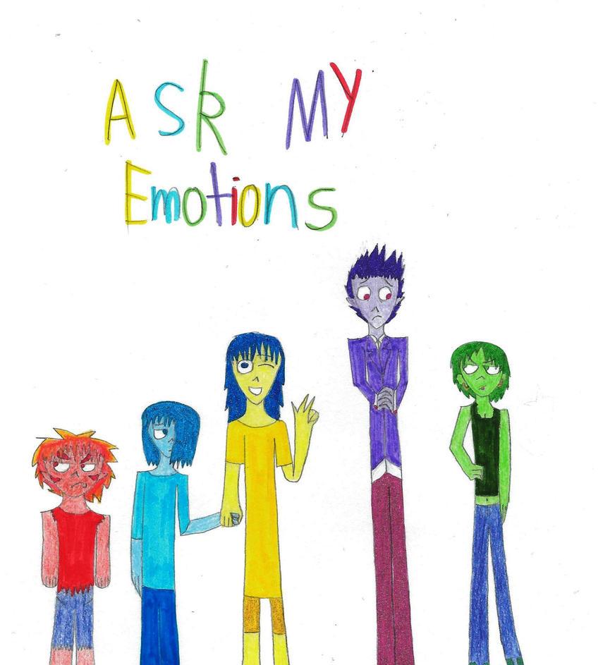 Ask My Emotes by longshot09
