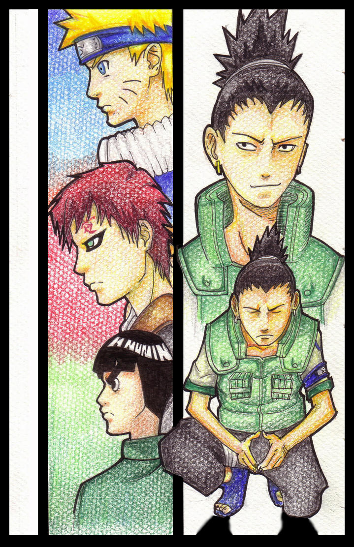 Shikamaru by NarutoGrp