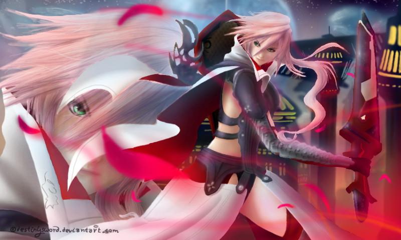 FFXIII: Lightning returns by DestinySword