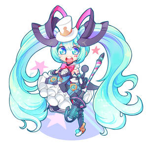 Hatsune Miku - Magical mirai 2019