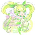 Lemon-Lime Miku