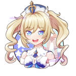 Genshin impact Barbara by KawaiiDreamyPixie