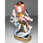 Genshin impact Diona figure doll by KawaiiDreamyPixie