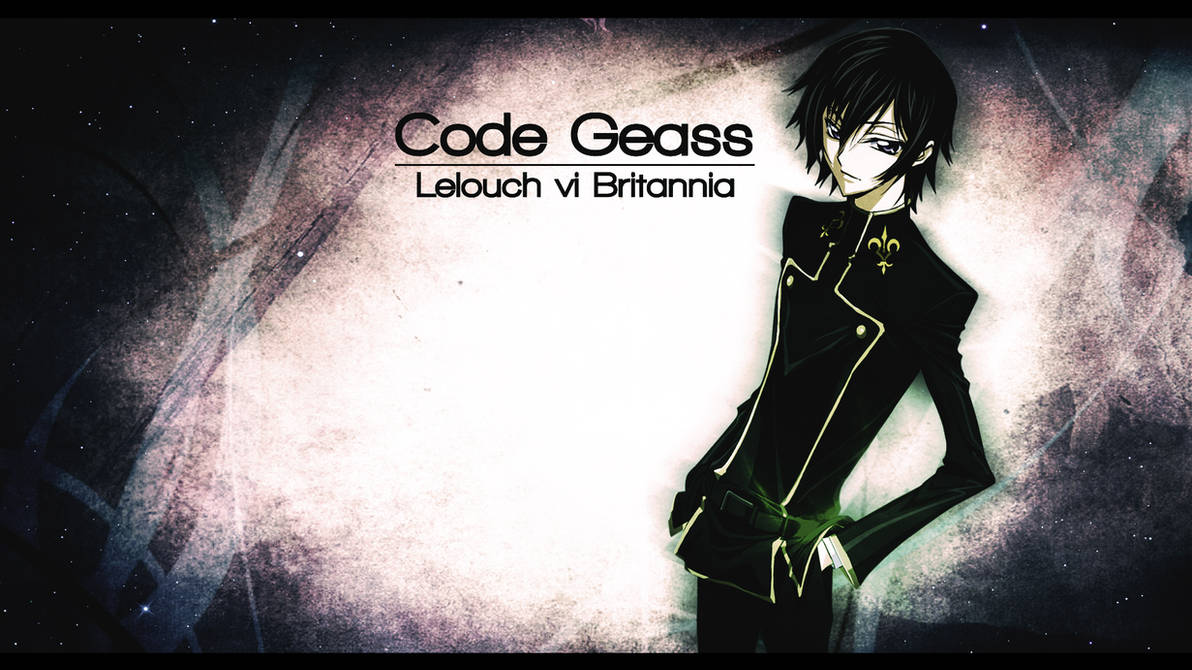 Code Geass Lelouch Vi Britannia Wallpaper By Eazyhd On Deviantart