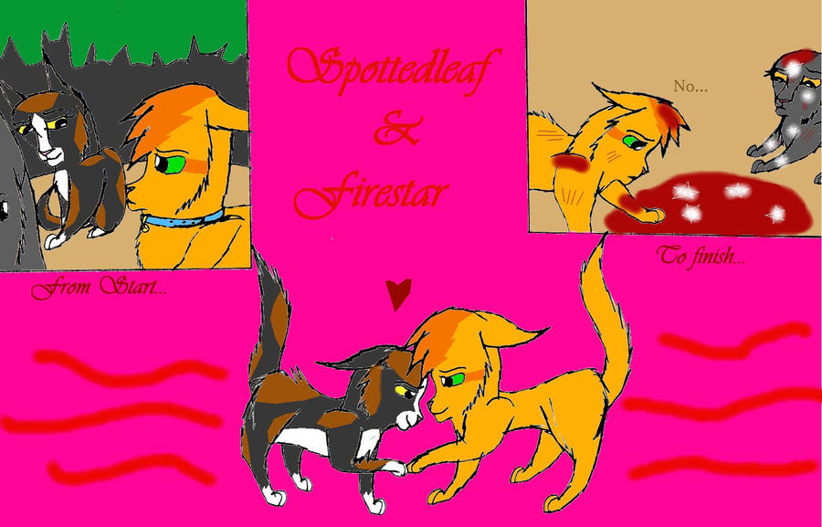 Spottedleaf And Firestar Mating Fanfiction No Comments