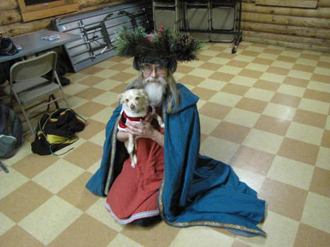 Father Yule two