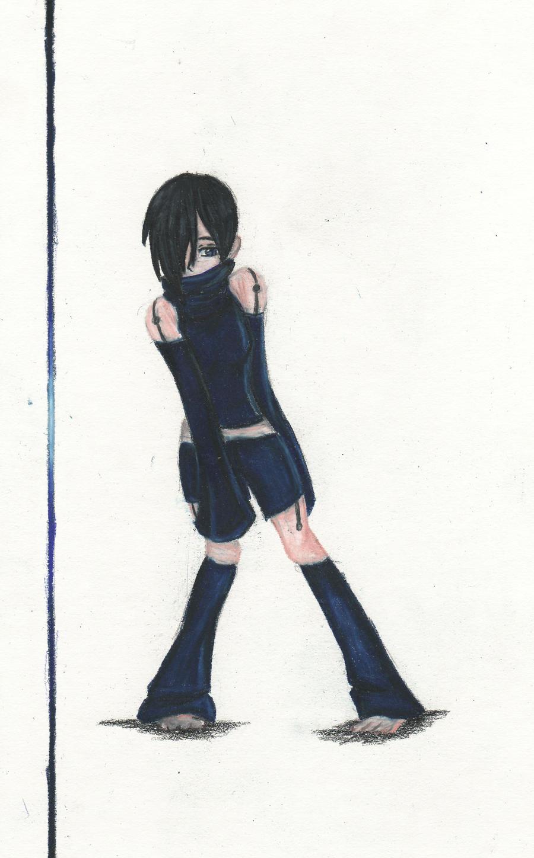 SLOTH: Character by XxRoseAlchemistxX