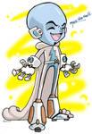 Megamind's Super Suit