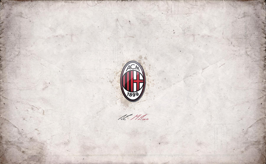 ac milan by fillajo