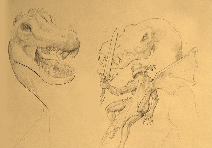 sketch by ticor