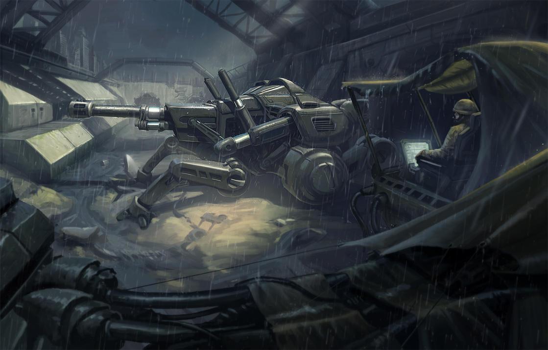 Artillery by ticor