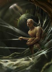 Bombyx mori by ticor