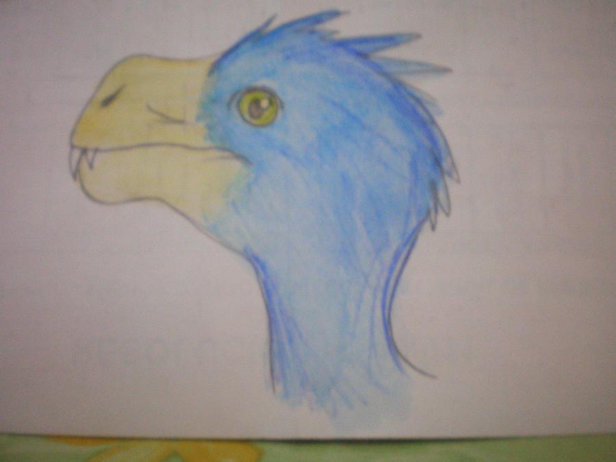 Incisivosaurus acuarelable