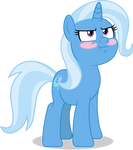 MLP Vector - Tsunderixie by ThatUsualGuy06