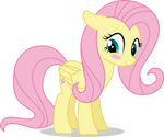 MLP Vector - Flutterblush by ThatUsualGuy06