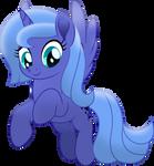 MLP Vector - Princess Luna by ThatUsualGuy06