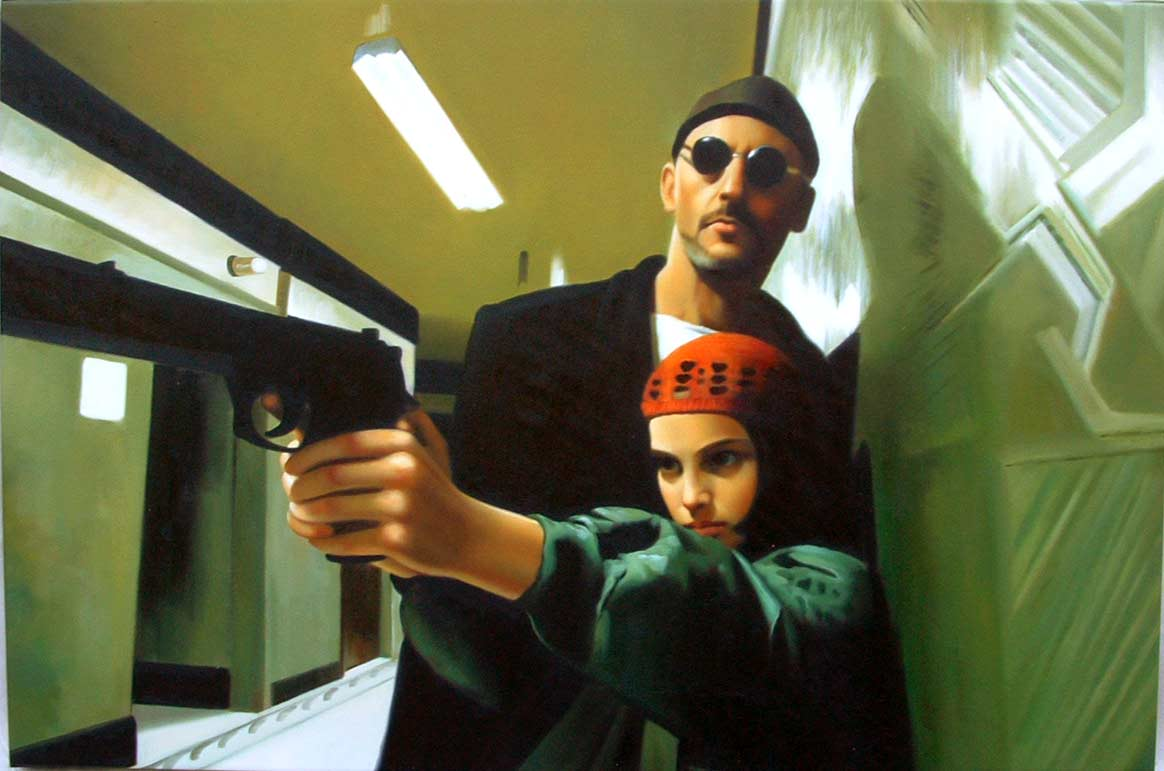 Leon The Professional By Benw99 On Deviantart