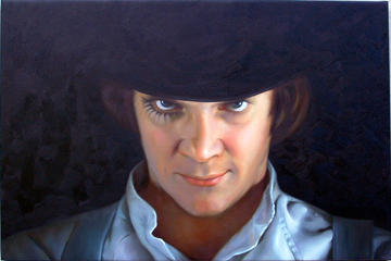 A Clockwork orange by benw99