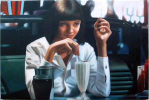 Pulp Fiction Shake by benw99