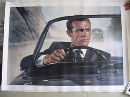 Bond, James Bond by benw99
