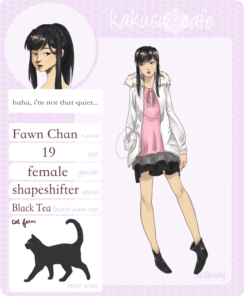 Fawn Chan by meowgirlc3
