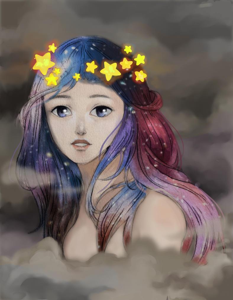galaxy by meowgirlc3