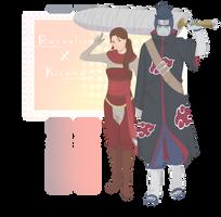 CM: Racxaliss X Kisame by Kotrosia