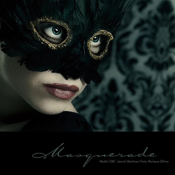 masquerade ... by MoniqueDeCaro