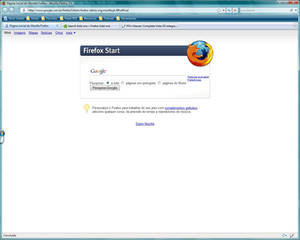My vista Firefox3