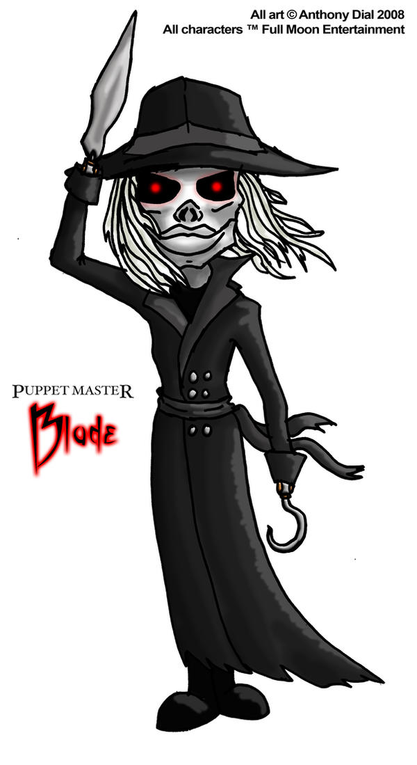 Blade by Gummibearboy