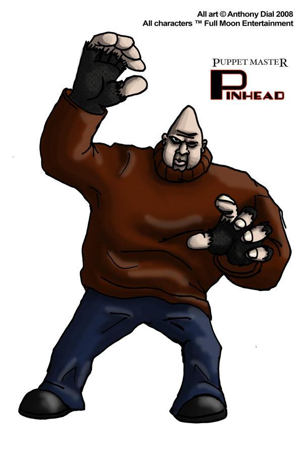 Pinhead by Gummibearboy